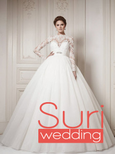 winter-wedding-dress-long-sleevesersa-atelier-2013 copy