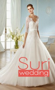 winter-wedding-dress-long-sleevess-san-patrick-bridal-2014-HALIMA_B copy