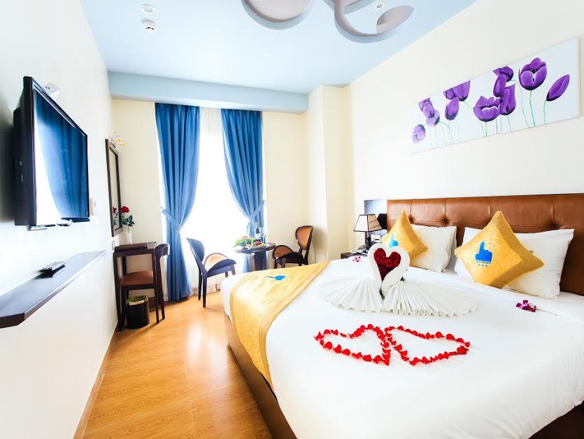 Tuần trăng mật tại khách sạn 3 sao chỉ với 550.000/ngày