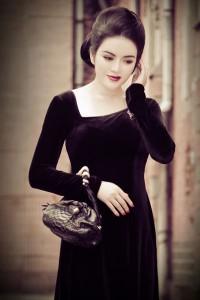 Vải may áo dài