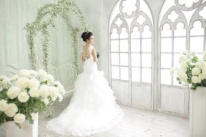 Hình ảnh tiệc cưới cô dâu Hồng Lê - Áo cưới Suri