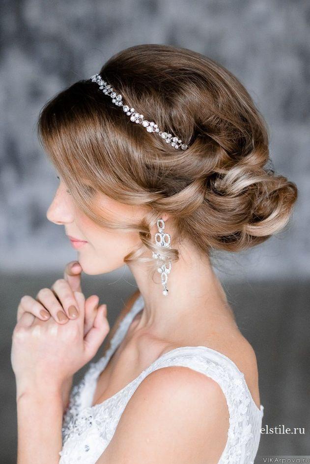 17 kiểu tóc cưới cho cô dâu tuyệt đẹp