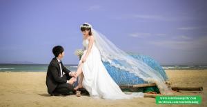 Chụp ảnh cưới  tại Đà Nẵng