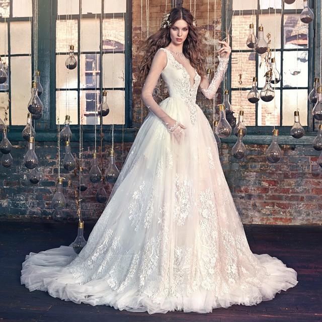 Váy cưới công chúa kiêu kỳ