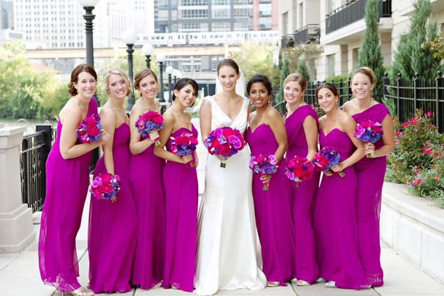 31 mẫu váy phụ dâu sang trọng và quyến rũ