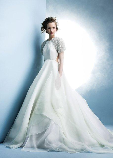 Tôi thích mẫu áo cưới này