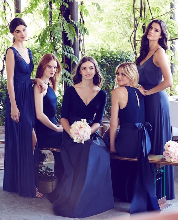 Váy phù dâu P110