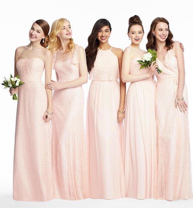 Váy phù dâu P111