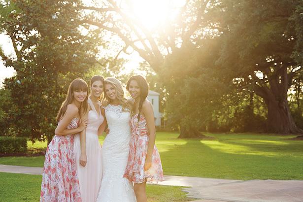 Váy phù dâu P302
