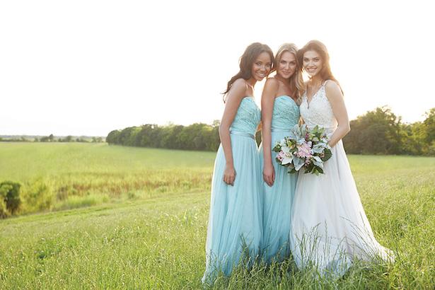 Váy phù dâu P305