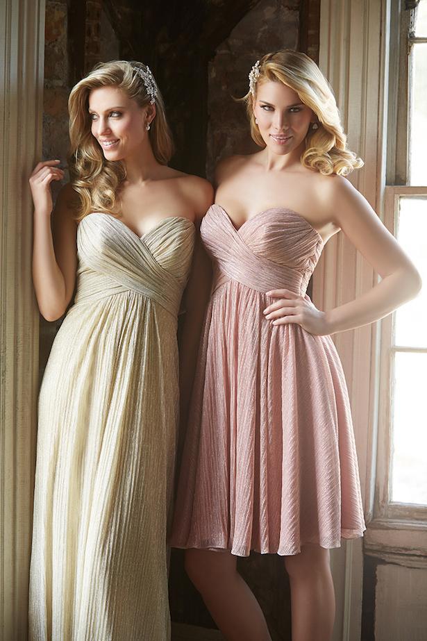 Váy phù dâu tháng 2/2016 hot nhất