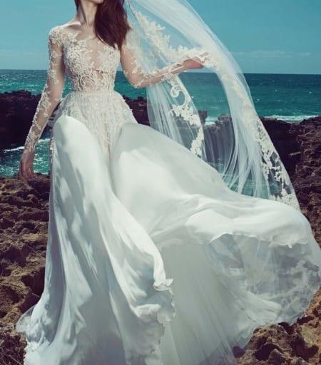 Bộ sưu tập áo cưới đẹp 2017 của Zuhair Murad
