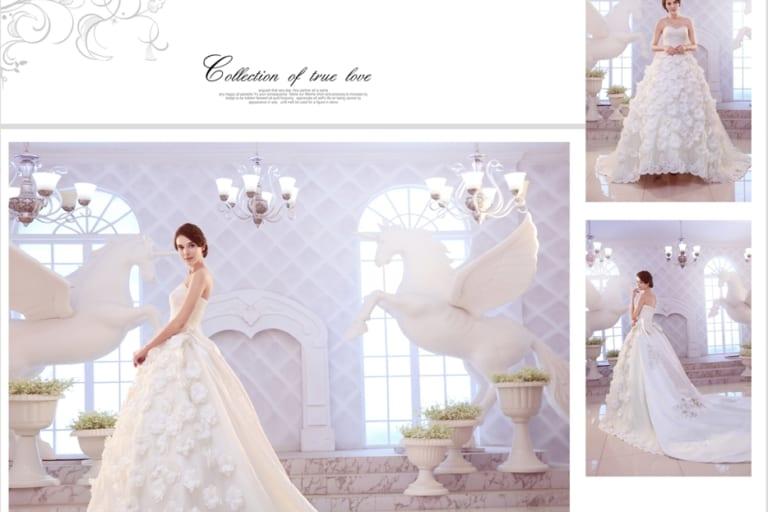 Bộ sưu tập áo cưới đẹp 2017 của Angel Sanchez
