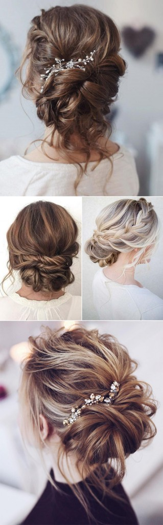 beautiful-loose-bridal-updo-hairstyle-ideas