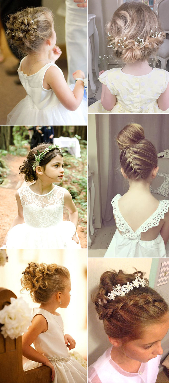 Những mẫu tóc phù dâu baby
