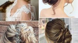 Những mẫu tóc cô dâu – Tóc bới ngắn