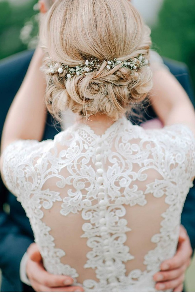 wedding-updo-hairstyles-with-flowers-for-long-hair-brides