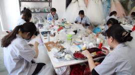May váy cưới sỉ tiệm giá rẻ