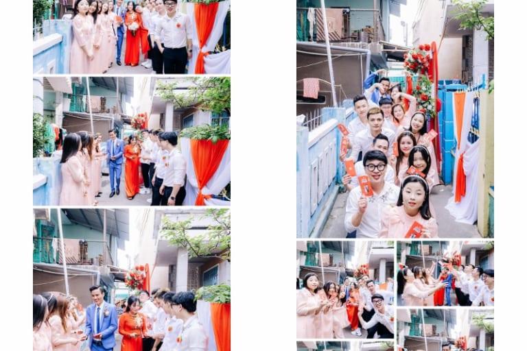 Bộ hình chụp truyền thống Thu Phương – Ngọc Phong